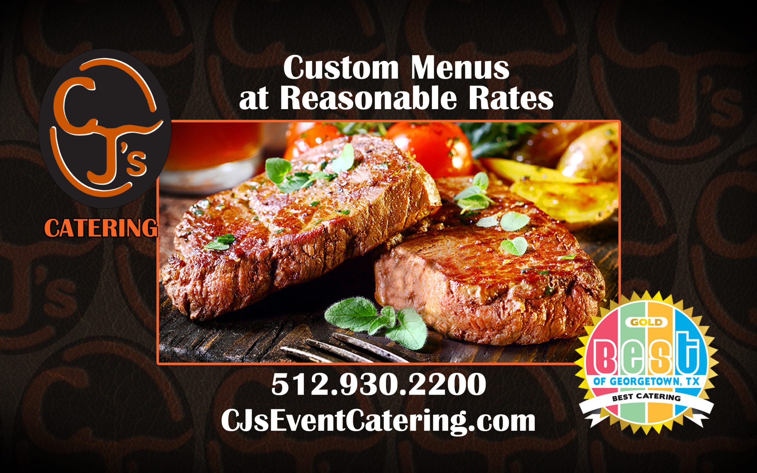 CJs Catering_Website